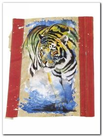 Shere Khan plakat obraz 60x80cm