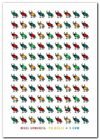 Bulls And Cow plakat obraz 50x70cm (1)