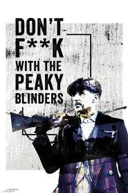 PEAKY BLINDERS plakat 61x91,5cm
