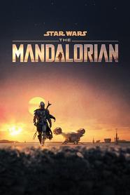 MANDALORIAN plakat 61x91cm