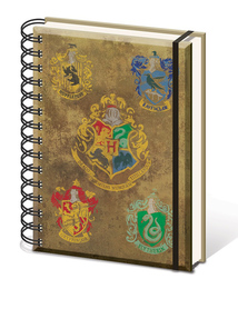 HARRY POTTER notes ring A5