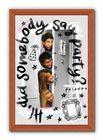 PRZYJACIELE, FRIENDS plakat 61x91cm (3)