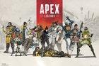 APEX LEGENDS GROUP SHOT plakat 91x61cm (1)