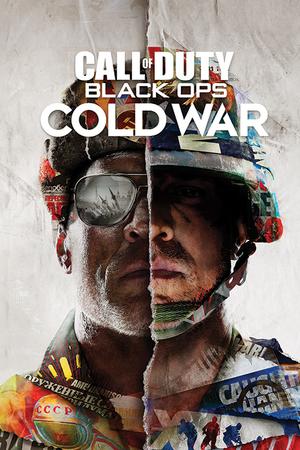 CALL OF DUTY COLD WAR plakat 61x91cm (1)