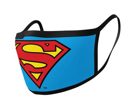 SUPERMAN zestaw 2 maseczki ochronne (1)