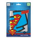 SUPERMAN zestaw 2 maseczki ochronne (2)
