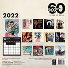 BOND kalendarz ścienny na 2022 rok (3)