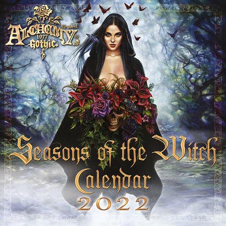 ALCHEMY kalendarz ścienny na 2022 rok (1)