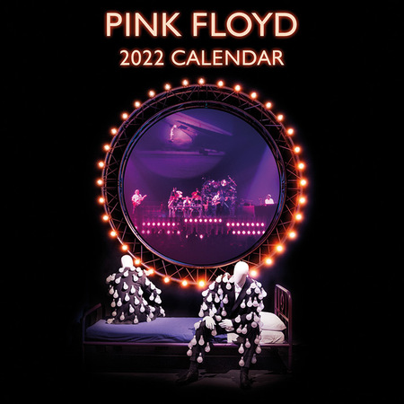 PINK FLOYD kalendarz ścienny na 2022 rok (1)