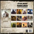 MANDALORIAN kalendarz ścienny na 2022 rok (3)