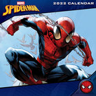SPIDERMAN kalendarz ścienny na 2022 rok (1)