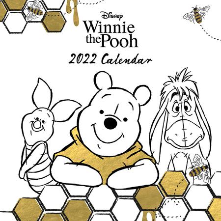 WINNIE kalendarz ścienny na 2022 rok (1)